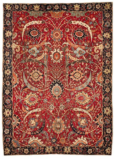 Persian Carpet S For World Record